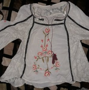 Free People size S blouse
